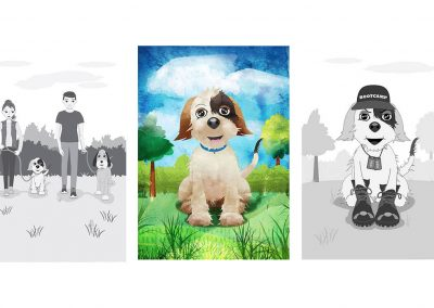 Nose to Tail – Book Illustrations