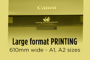 Large Format Printing - Umina, Woy Woy, Ettalong
