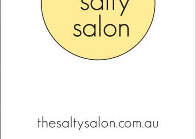 Business Card - The Salty Salon