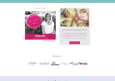 Felicity O'Connor – Website Design