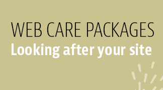 Website Care Packages